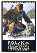 Vintage Travel Poster Hunting in Poland